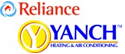 Reliance Yanch Heating & Air Conditioning