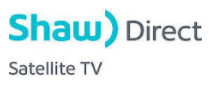 Shaw Direct Satellite TV